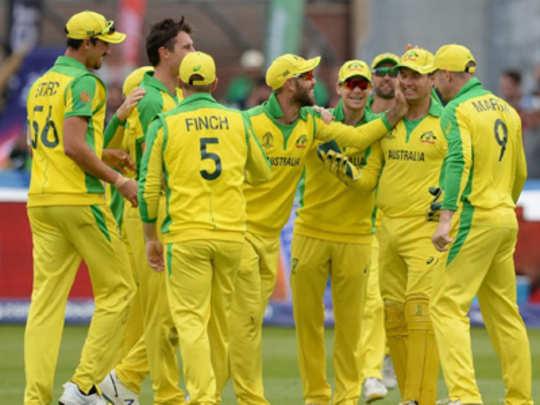 Aus vs Pak : ऑस्ट्रेलियाची पाकिस्तानवर ४१ धावांनी मात