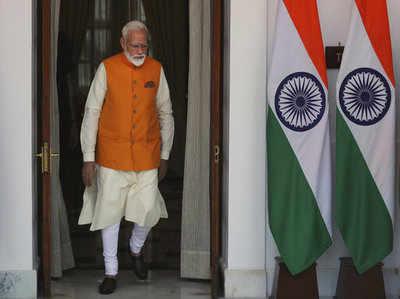 सुबह 9:30 बजे तक मंत्री पहुंचें ऑफिस: नरेंद्र मोदी
