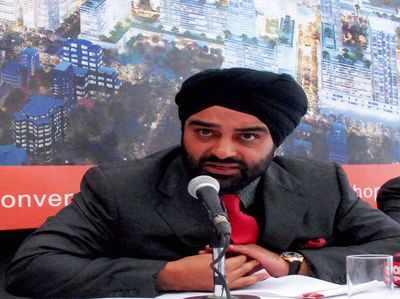 पॉन्टी चड्ढा का बेटा मॉन्टी दिल्ली एयरपोर्ट पर गिरफ्तार