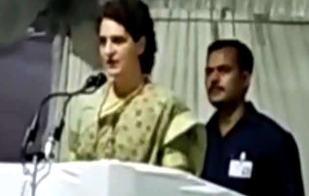 कांग्रेस कार्यकर्ताओं पर भड़कीं प्रियंका गांधी, कहा जिन्होंने काम नहीं किया उनका पता लगाया जाएगा