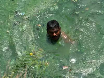 झील में शिवा