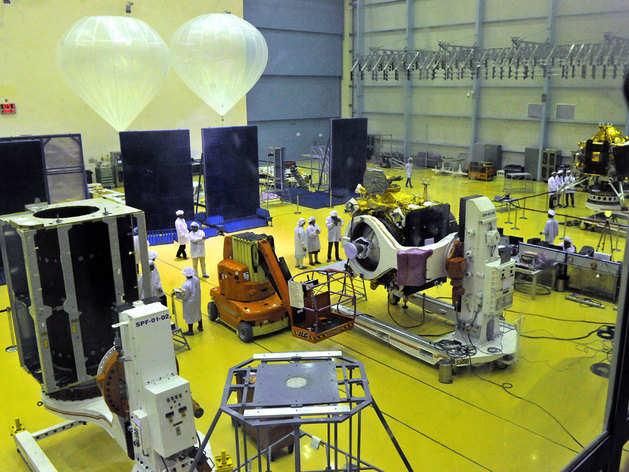 मिशन चंद्रयान-2 की तैयारी जोरों पर