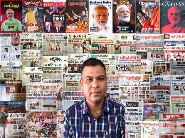 अनूठे संकलन के साथ कलीम अतहर खान