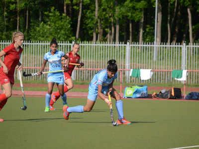 बेलारूस बनाम भारत: मैच के दौरान दोनों टीमें