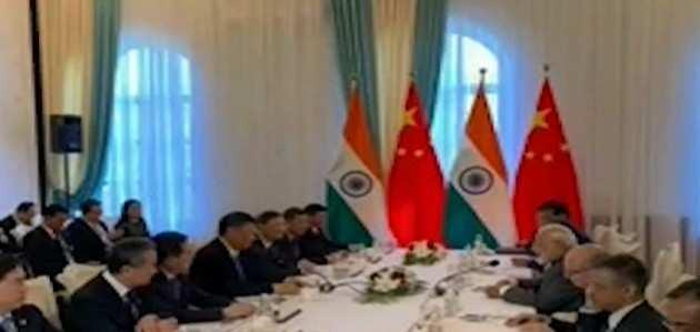 पीएम नरेंद्र मोदी ने शी जिनपिंग को भारत आने का दिया न्योता