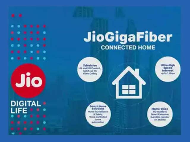 जियो लाया 2 हजार रुपये सस्ता गीगाफाइबर प्लान,  जानें क्या मिलेंगे बेनिफिट