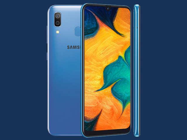 सैमसंग Galaxy A30 स्मार्टफोन हुआ ₹1500 सस्ता, अब इतनी हुई कीमत