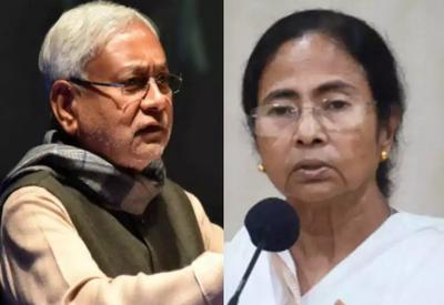 फाइल फोटो: नीतीश कुमार और ममता बनर्जी