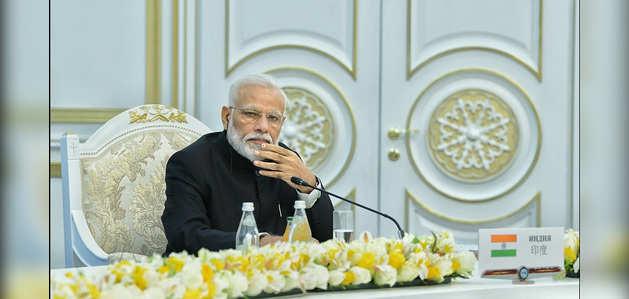 आतंकवाद को समर्थन देने वाले देशों को ठहराएं जिम्मेदार: SCO में पीएम मोदी