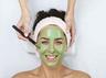 green tea face pack for skin