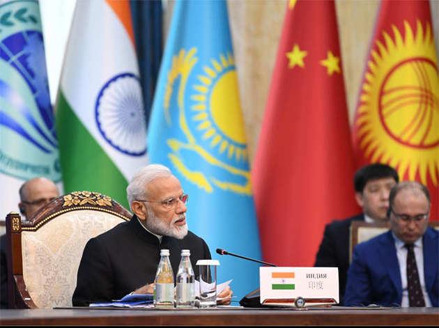 SCO की बैठक में पीएम मोदी