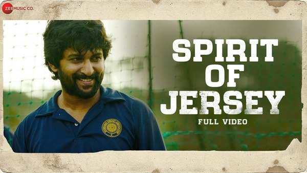 spirit of jersey full video song