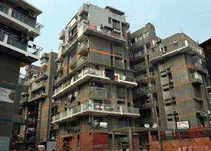dda to offer 1500 flats for sc st and war widows