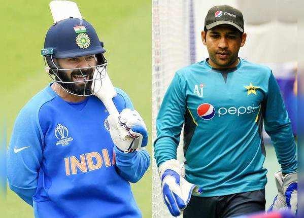 वर्ल्ड कप में भारत से कभी नहीं जीता पाकिस्तान