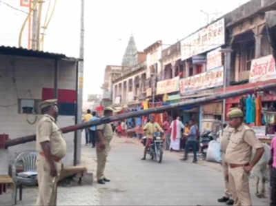 आतंकी हमले की आशंका के बाद अयोध्या हाई अलर्ट पर