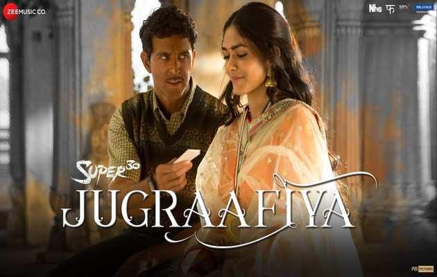 'सुपर 30' का पहला रोमांटिक गाना 'जुगराफिया'
