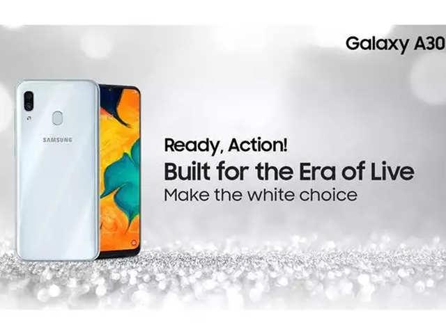 नए अवतार में लॉन्च हुआ Samsung Galaxy A30, जानें कीमत और खूबियां