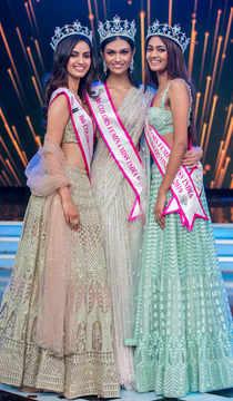 fbb Colors Femina Miss India 2019: Winners