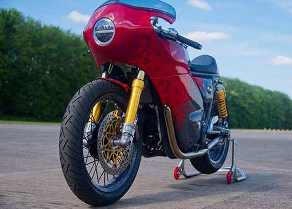 मोटरसाइकल फेस्टिवल में रॉयल एनफील्ड लाया 6 यूनीक बाइक