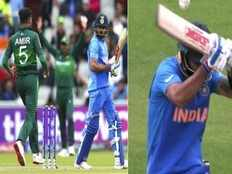 india vs pakistan virat kohli was not out against pakistan proves replays
