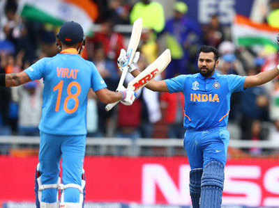विश्वकप में पाकिस्तान पर भारत की सातवीं जीत