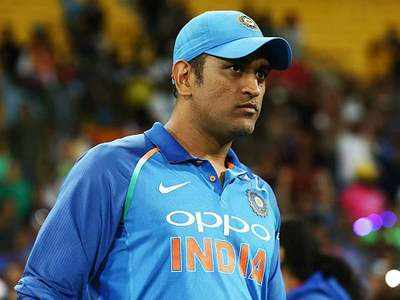 भारतीय क्रिकेट टीम के पूर्व कप्तान महेंद्र सिंह धोनी।