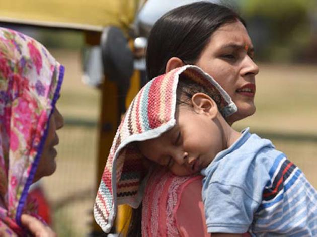 बिहार में भीषण गर्मी से हालात बेहद खराब