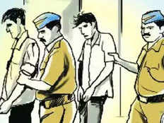 two gangster from delhi wanted to murder 4 people arrested in haryana