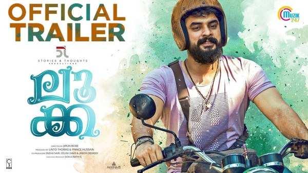 tovino thomas movie luca malayalam movie trailer
