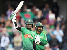 bangladesh beat west indies by 7 wickets in icc cricket world cup match 23 at the cooper associates county groundtaunton