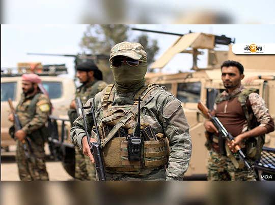 সিরিয়ার সামরিক বাহিনী