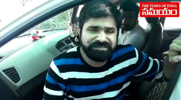 jabardasth chalaki chanti met with an accident