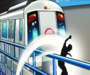 depressed man commits suicide by jumping in front of delhi metro train