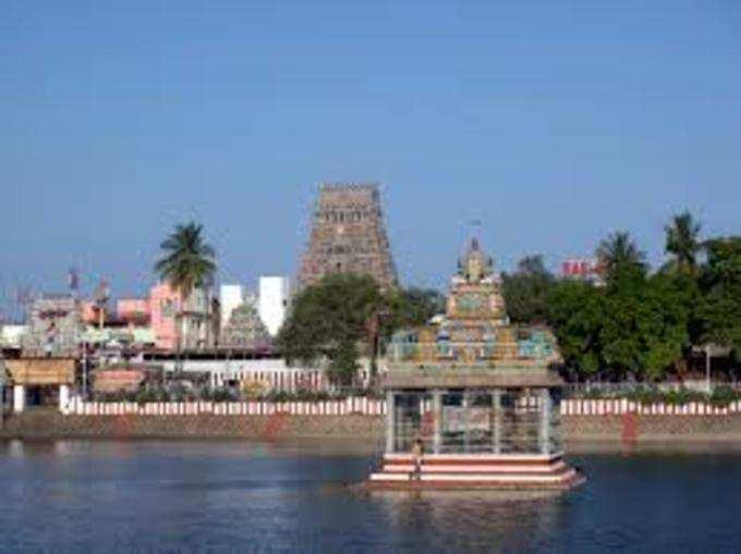 மயிலாப்பூர் கபாலீஸ்வரர் கோயில் வரலாறு