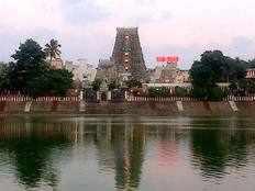 history of kapaleeswarar temple in mylapore
