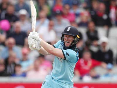 मॉर्गन ने तोड़ा एक वनडे पारी में सबसे ज्यादा छक्के लगाने का रेकॉर्ड