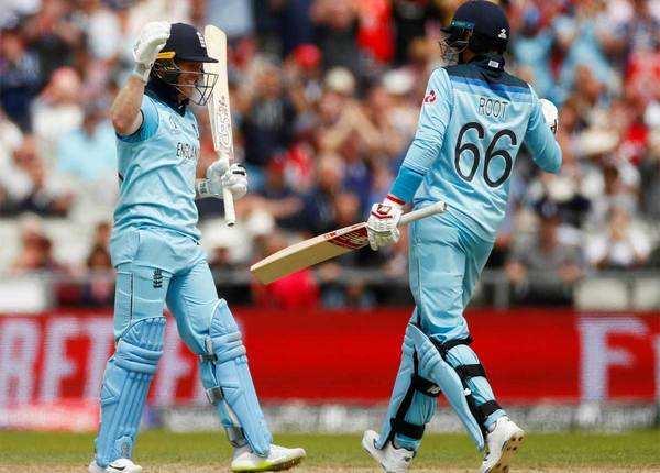 इंग्लैंड के लिए वर्ल्ड कप में सबसे बड़ी साझेदारी