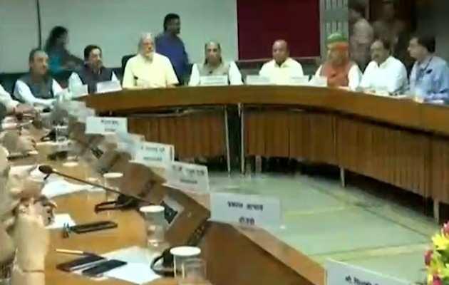 सर्वदलीय बैठक में पीएम नरेंद्र मोदी ने 'एक देश, एक चुनाव' की कर सकते हैं चर्चा