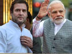 rahul gandhi birthday prime minister narendra modi wishes rahul gandhi through twitter on his birthday