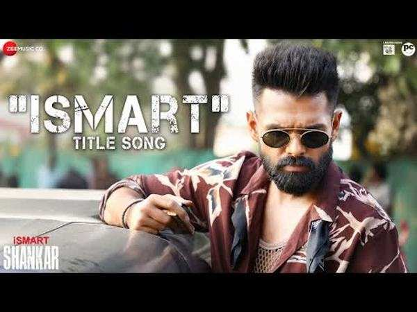 ismart title song lyrical from ismart shankar