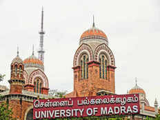 madras university recruiting 92 candidates to fill their guest faculty job in chennai
