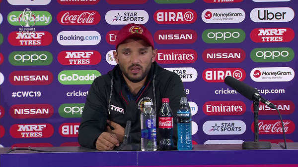 afghanistan captain naib threatens to walk out of press conference