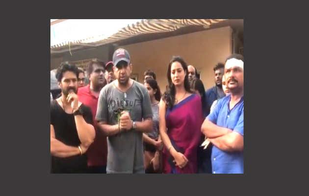 मुंबई: अभिनेत्री माही गिल ने लगाया छेड़छाड़ का आरोप, 4 गिरफ्तार