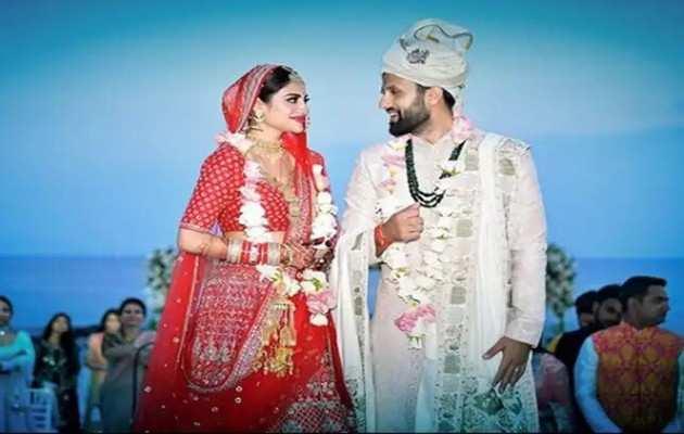 तृणमूल कांग्रेस सांसद नुसरत जहां ने उद्योगपति निखिल जैन से शादी की