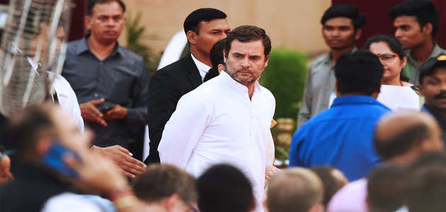 कांग्रेस अध्यक्ष पद पर लग रही अटकलों पर बोले राहुल