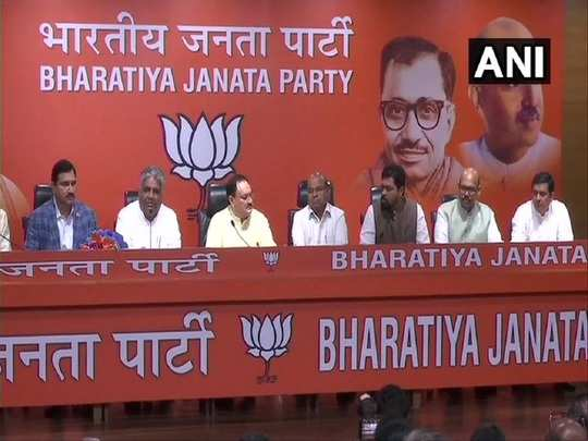 TDP MP Joins BJP