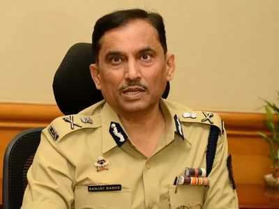 मुंबई पुलिस कमिश्नर संजय बर्वे