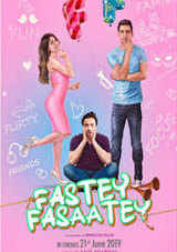 fastey fasaatey movie review in hindi