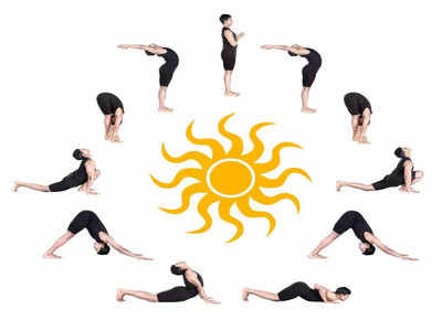 Surya Namaskar: How to do Surya Namaskar, its 12 steps & benefits- from weight loss to controlling blood sugar