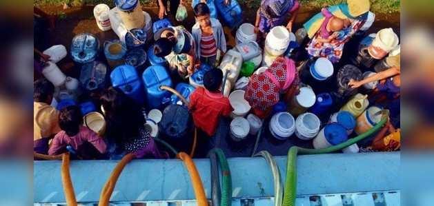 चेन्नै में जलसंकट के बाद दिल्ली की है बारी?